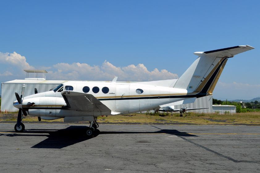 1980 Beechcraft King Air F90 for sale in Mexico => www