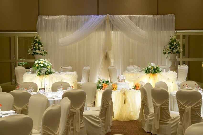 Wedding Reception Table Decoration Ideas Budget Wedding In 2018