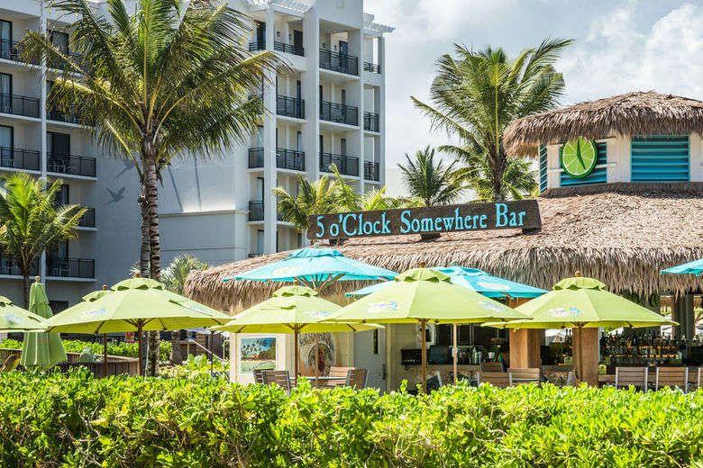 Bar At Wyndham Grand Rio Mar Beach Resort Spa In Grande Other Than