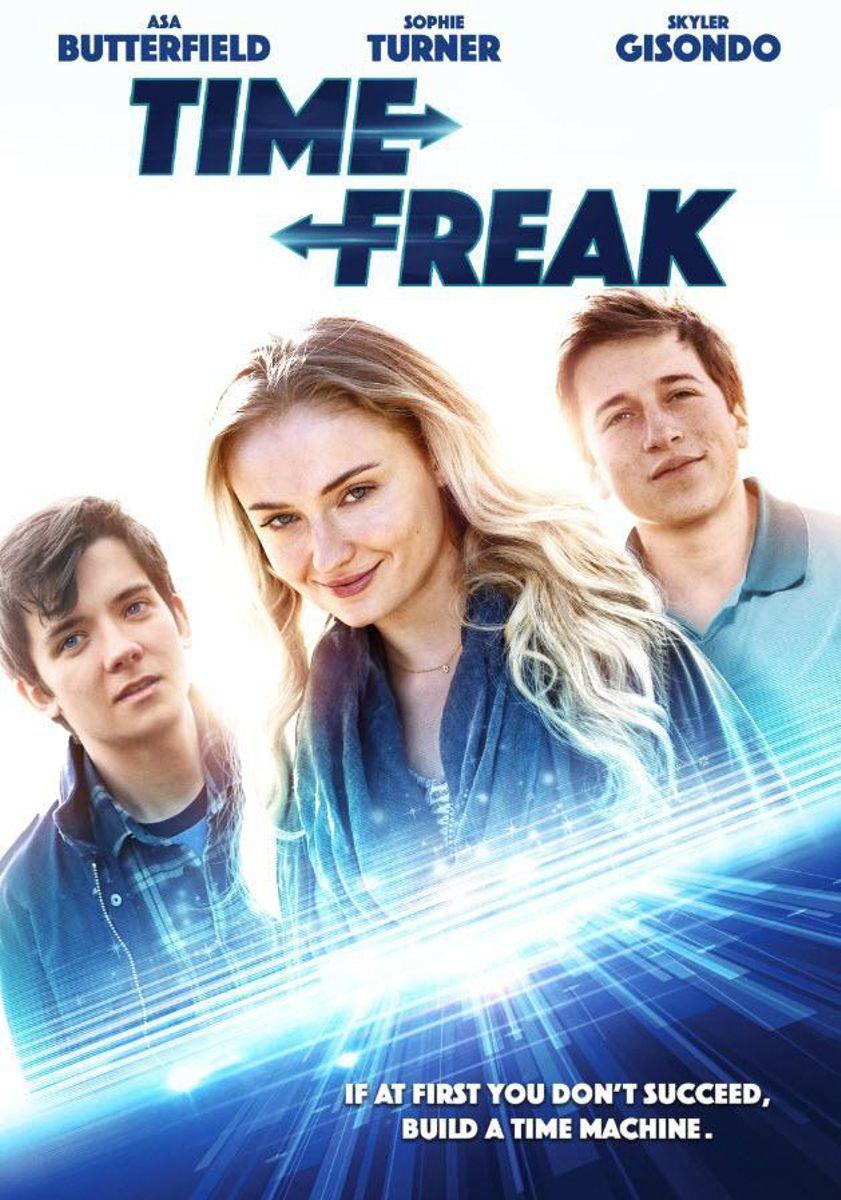 Time Freak (2018) Películas completas, Películas