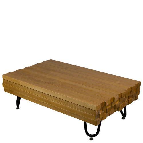 Table basse / rectangulaire / design original / en acier FCT0030 Gie El