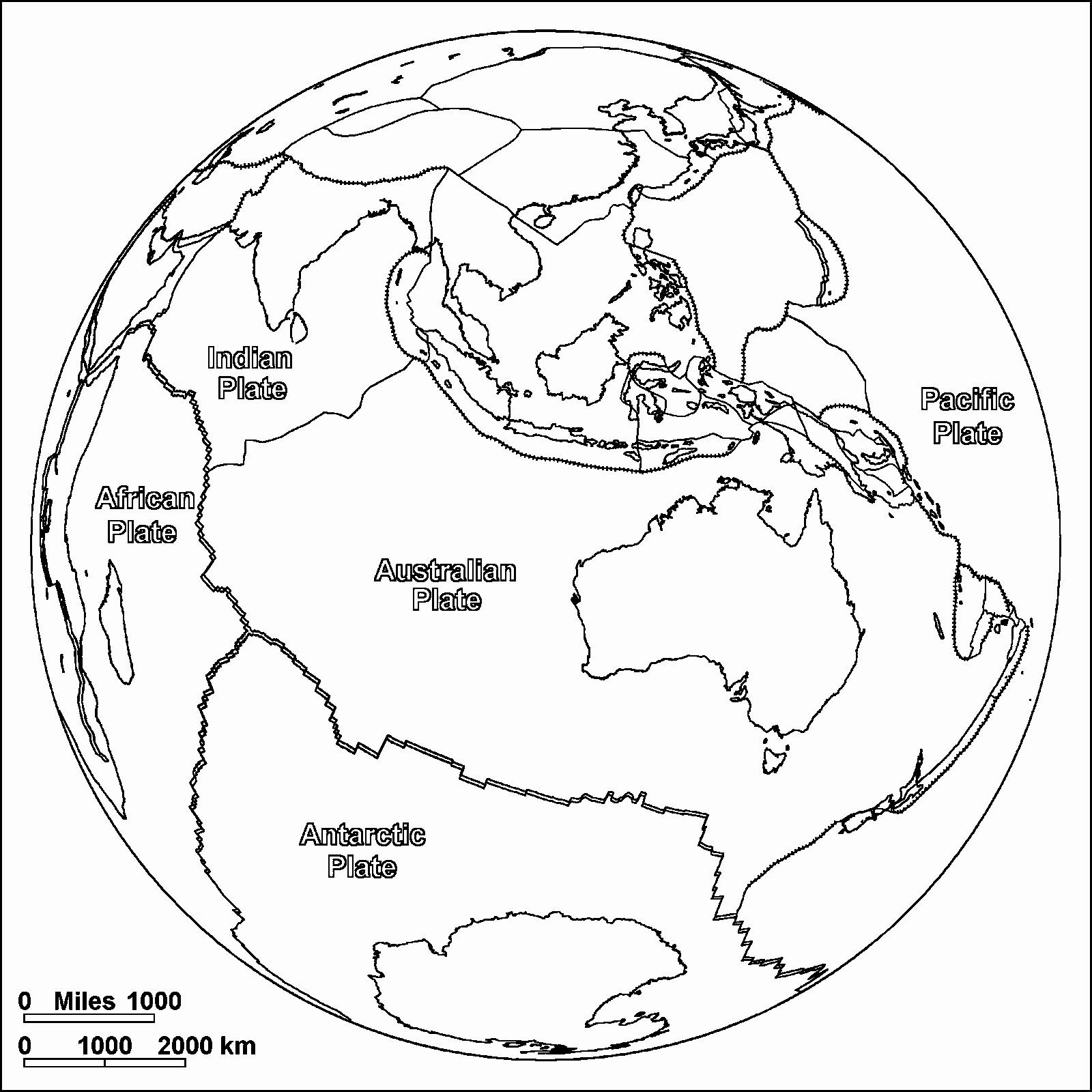 32 World Map Coloring Page With Countries In