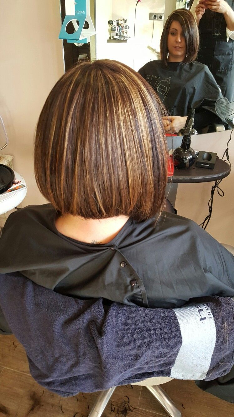 Pin by Luvbobs  on Smooth Bobs  Pinterest  Inverted bob and Bobs