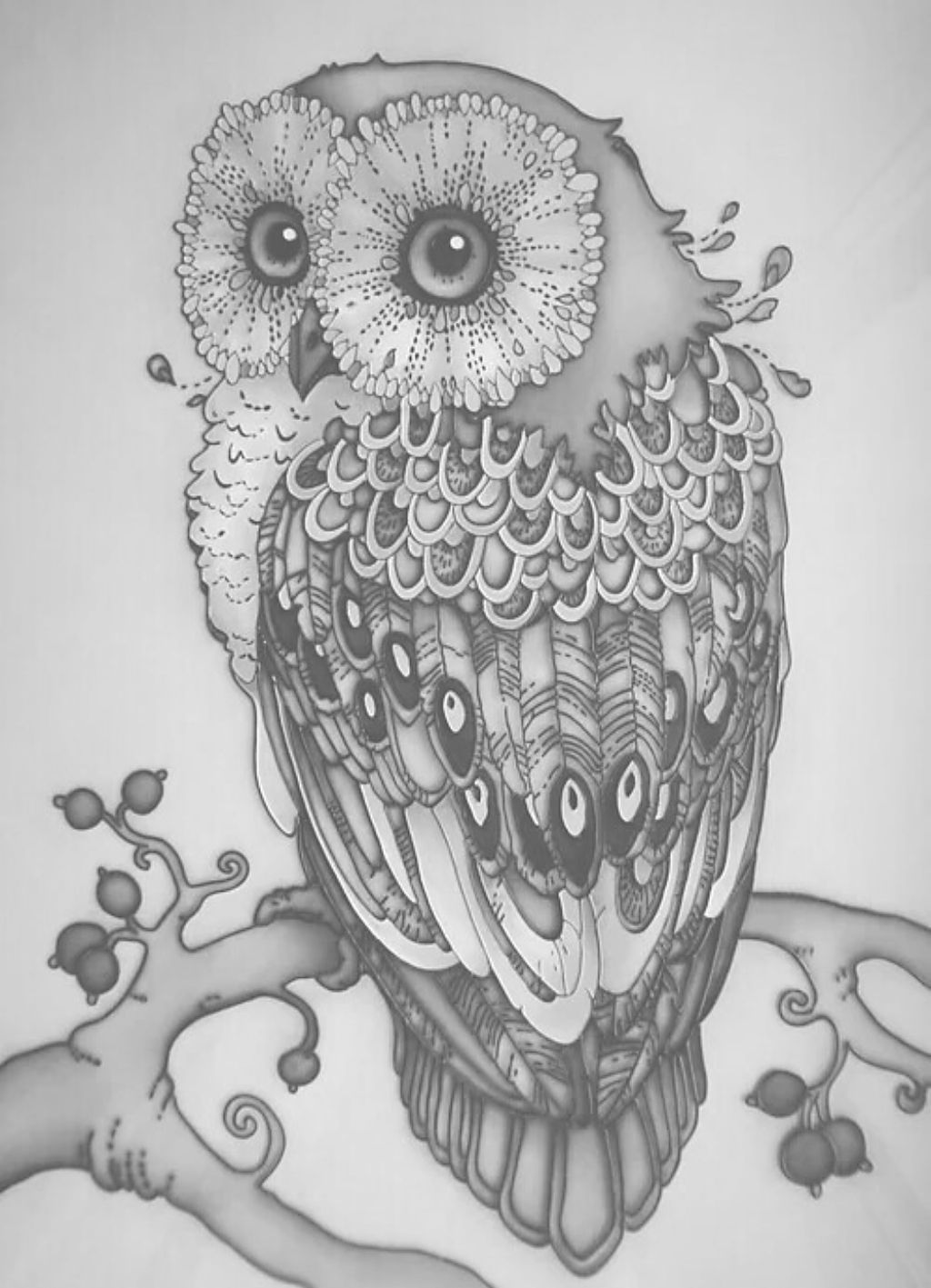 This were a different draw but i can make it owl drawings