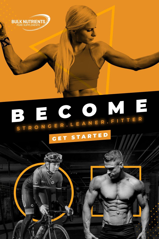 leaner, fitter, stronger...