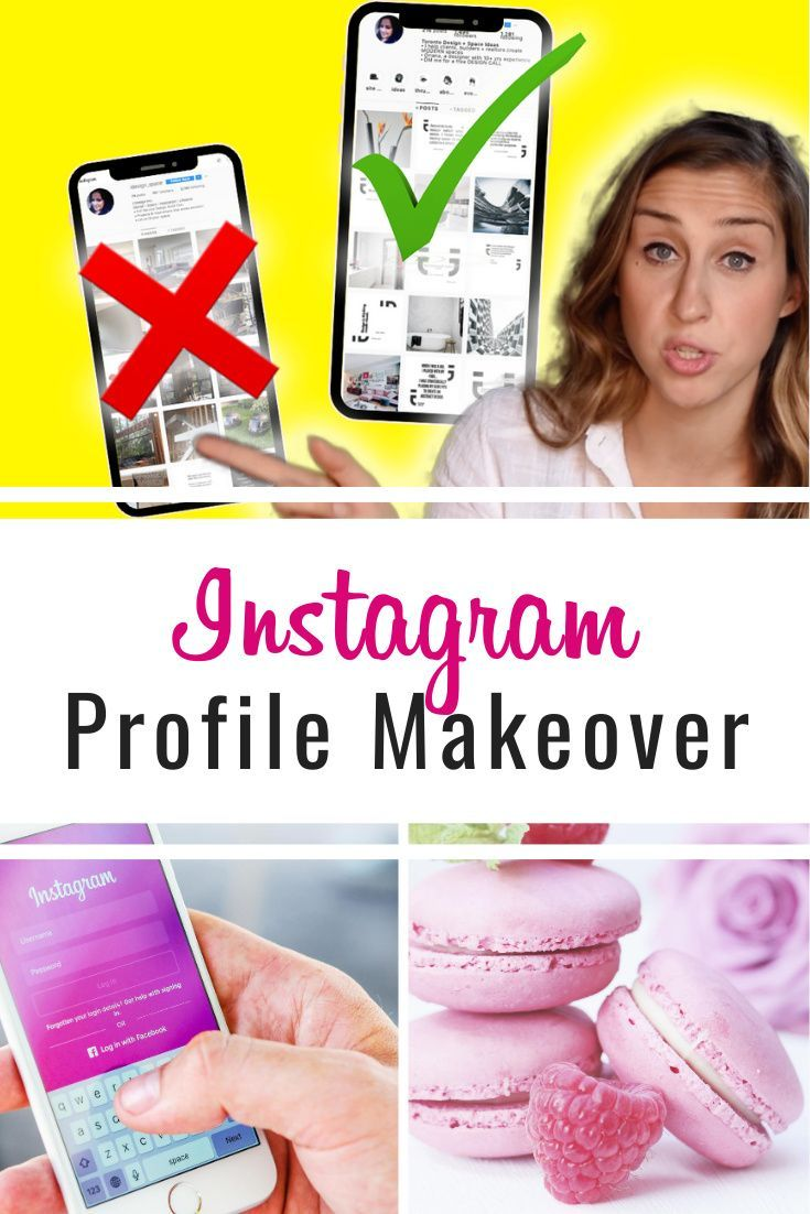 Instagram profile makeover in 2020 selling on instagram