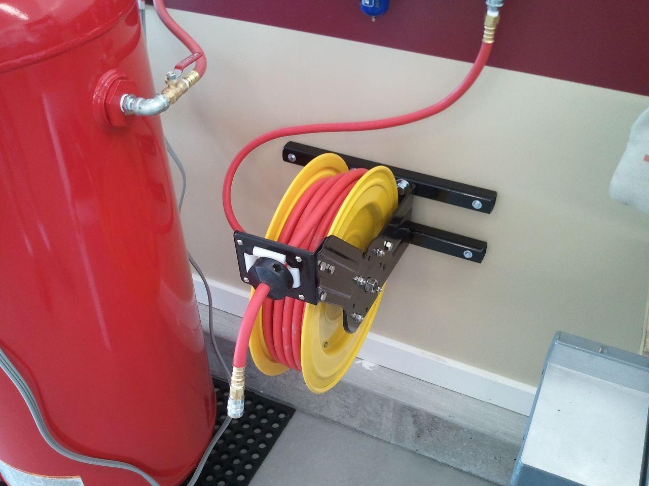 Rv7 Factory Air Hose Reel Air Compressor Compressor Hose