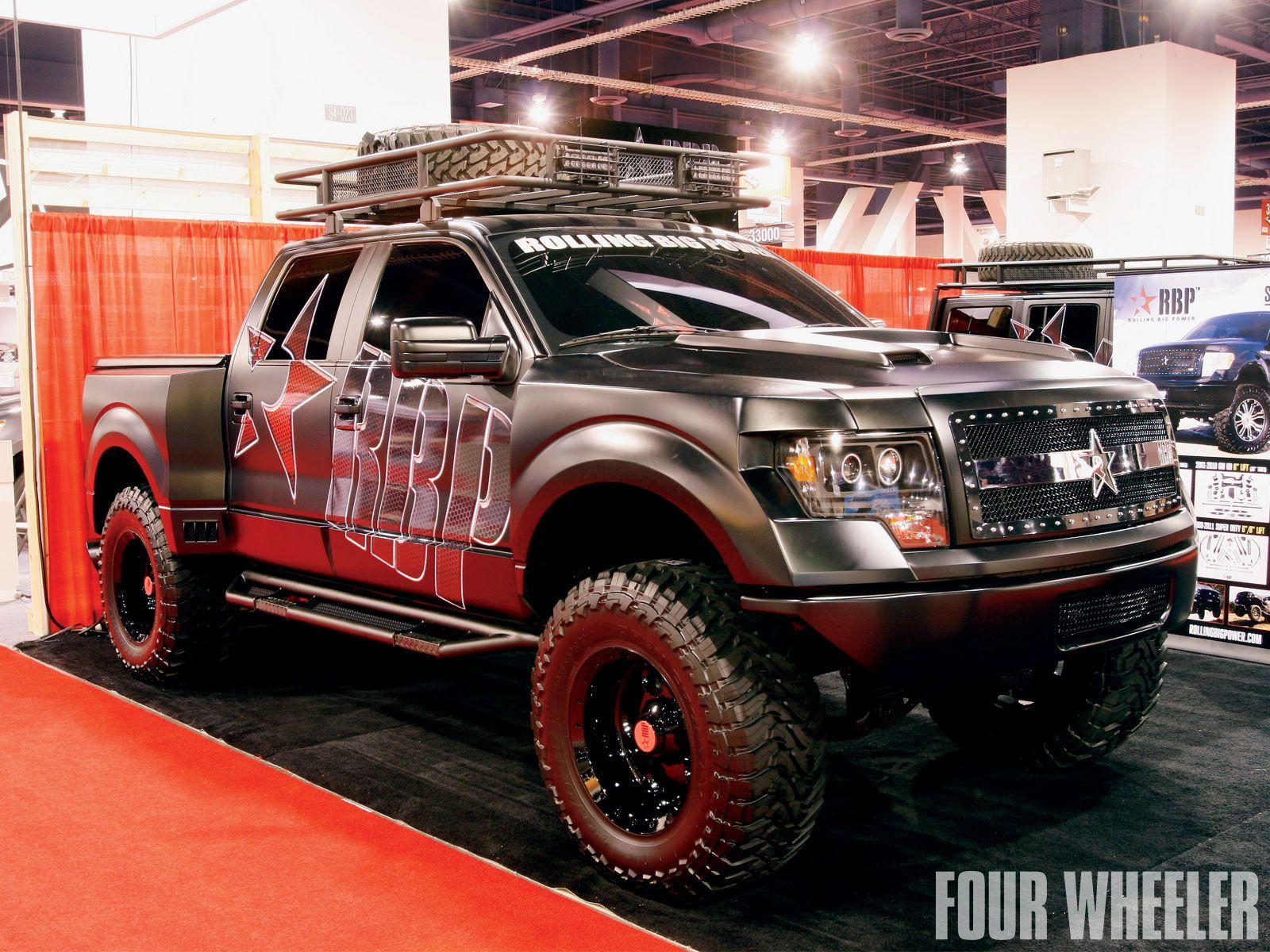Ford F 150 Roof Rack Bushwacker Google Search Off Road Rides Ford 4x4 Ford Trucks Trucks