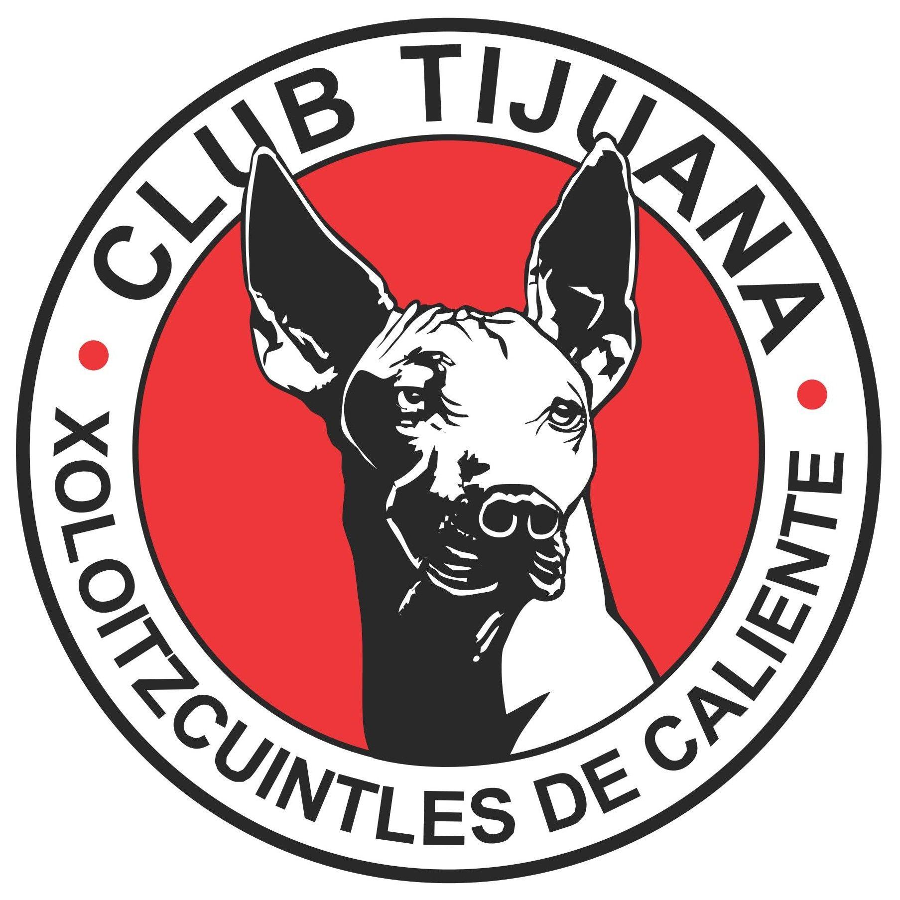 Tijuana Logo Tijuana] Football/Soccer Logos