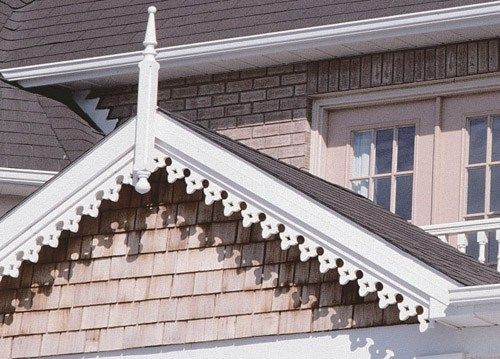 11 Ways To Make A Modern House Look Victorian Victorian Homes Exterior Victorian Homes Window Trim Exterior