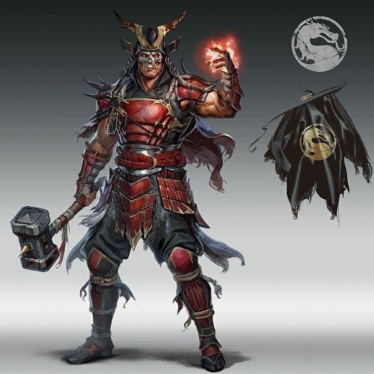 Pin by 🧡Spyro Senpai💜 on Mortal Kombat 11 Mortal kombat