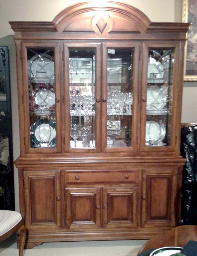 A Closer Look At The Alexander Julian China Cabinetthis Is A Delectable Alexander Julian Dining Room Furniture Review