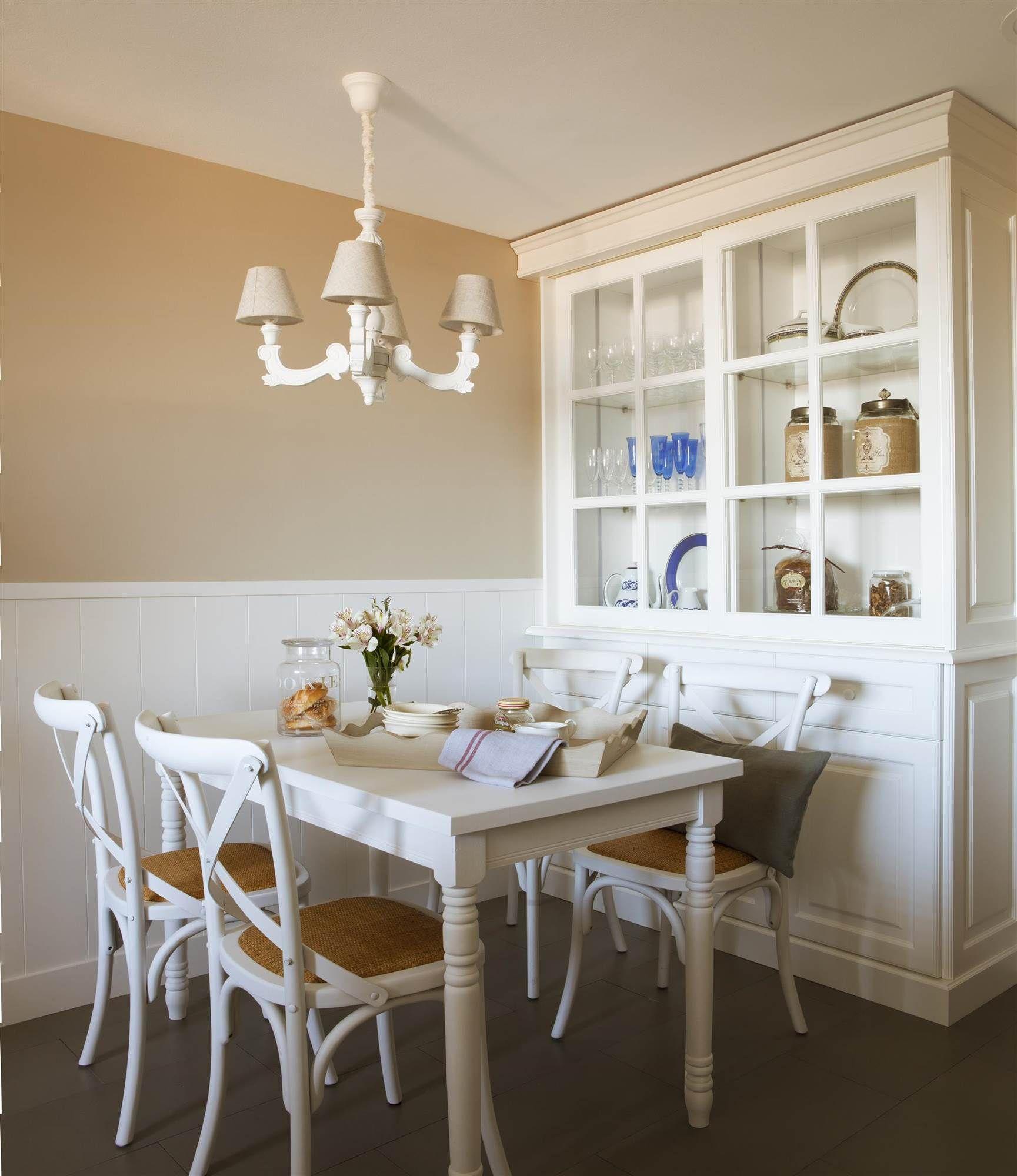 3. Mesa extensible | Comedores pequeños, Grandes comedores y ...