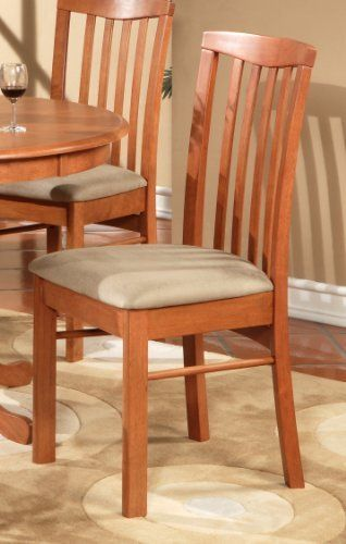 Parawood Furniture Hartland Collection Casual Dining Side Chair