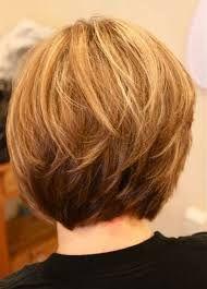 Layered Bob Rear View Google Search Haarschnitt Bob Bob Frisur Und Haarschnitt Kurz