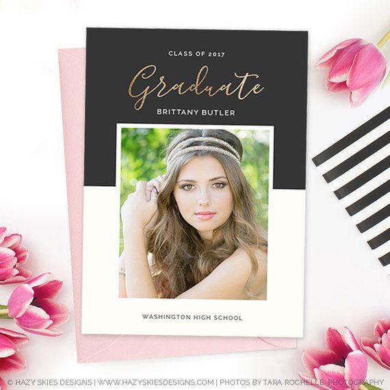 senior graduation templates senior graduation announcement