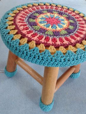 #crochetmandalapattern