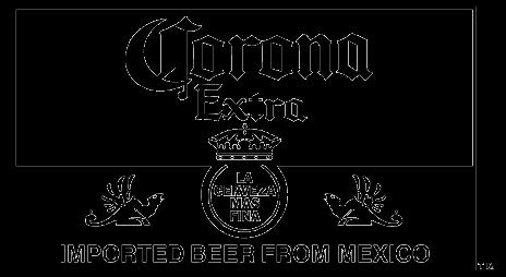 Corona Extra Png 464 254 Mexican Beer Beer Logo Beer