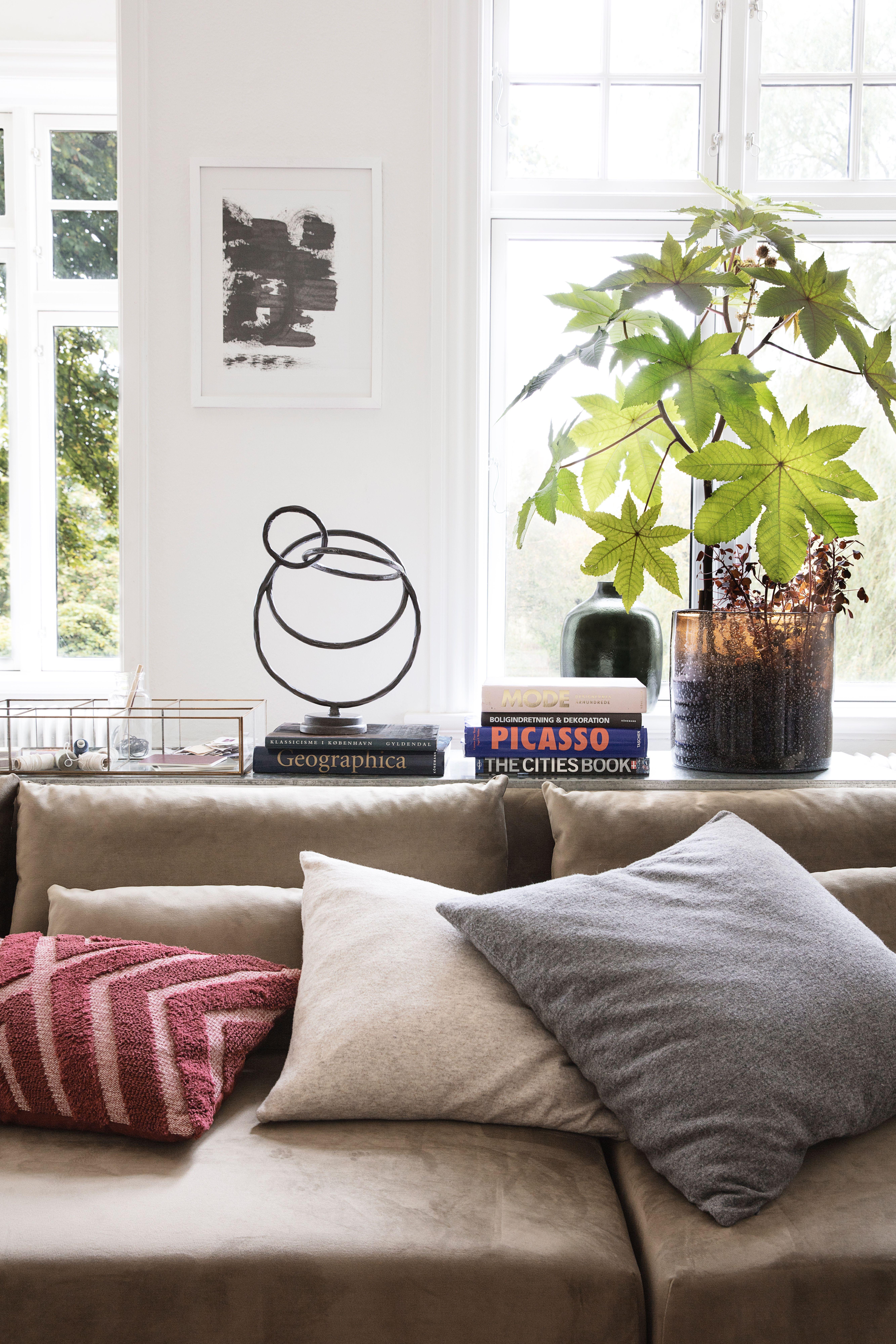Set a calming atmosphere.   Home decor, House doctor, Interior