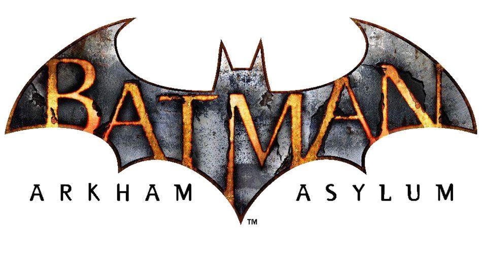 Batman Bat Logo Dc Comics Arkham Asylum Wall Art Framed Canvas Pictures