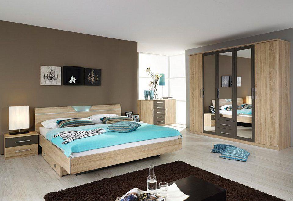 rauch PACK`S Schlafzimmer-Set (4-tlg)