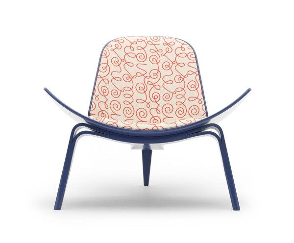 The Maharam Shell Chair Project in home furnishings  Category