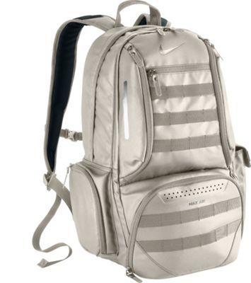 Nike Ultimatum Max Air Shield Backpack Base Grey Base Grey Base Grey - via 2d532aa85134e