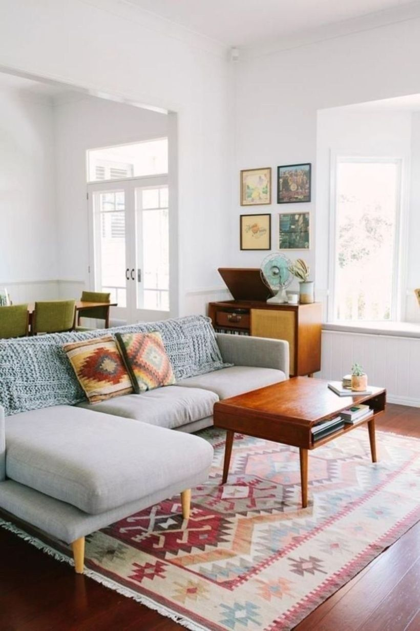 47 Neat And Cozy Living Room Ideas For Small Apartment Rengusuk Com Living Room Design Modern Mid Century Modern Living Room Living Room Modern