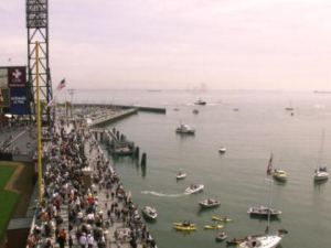 Coast Guard Rescues Giants Fans After They Drifted From McCoveyCove