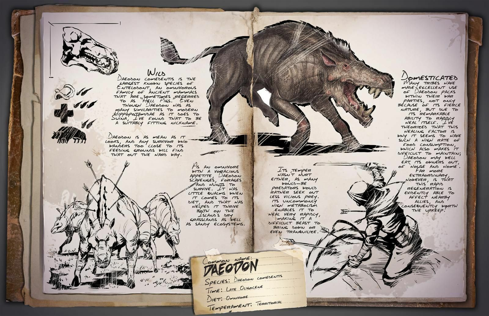 80 Ark Ideas Dinosauri Ark Kresby Yes, your tamed daedons that have their passive healing activated do help heal the babies, as well as other allies in range. pinterest