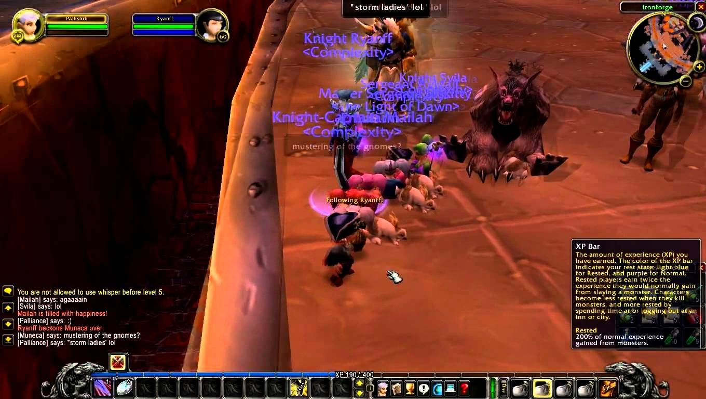 Nice Vanilla Wow Gnome Followers World Of Warcraft Warcraft
