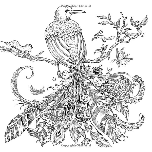 Robot Check Animorphia Coloring Book, Animorphia Coloring, Animal Coloring  Pages