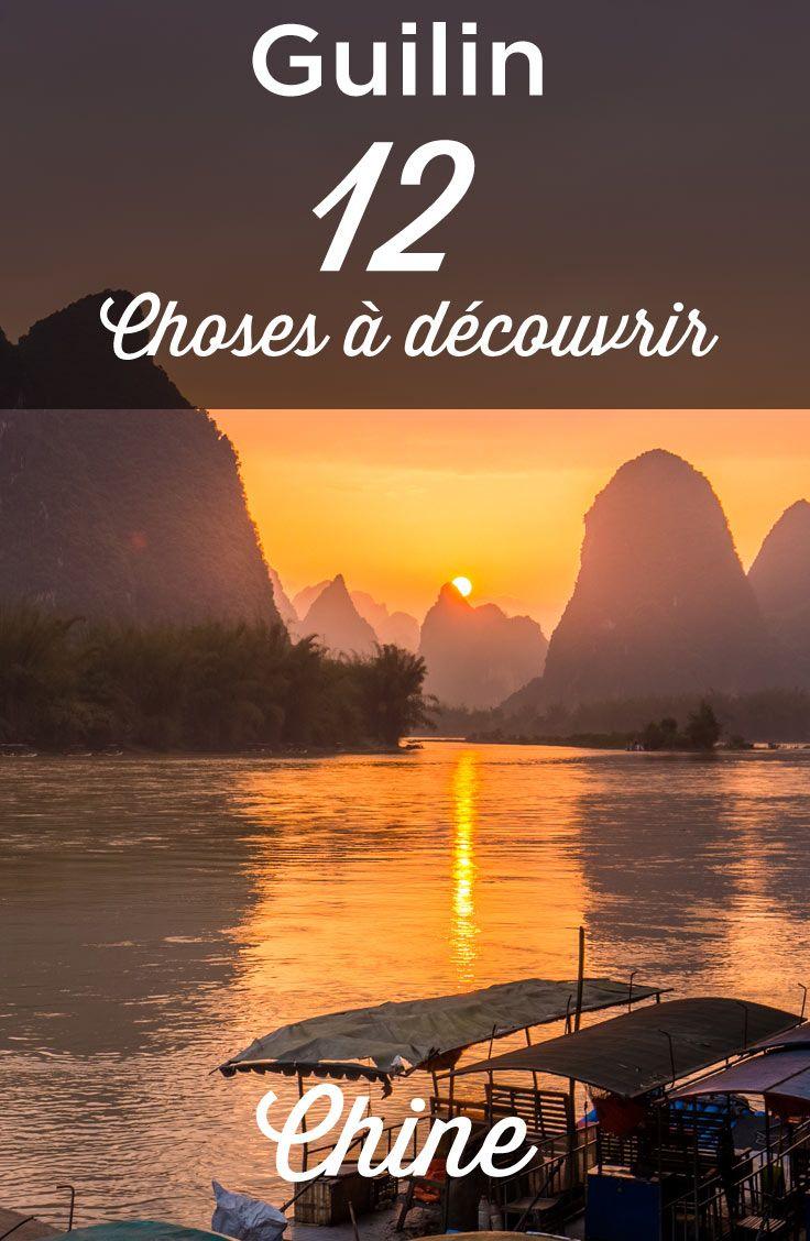 Visiter Guilin: 12 Choses à Faire et à Voir
