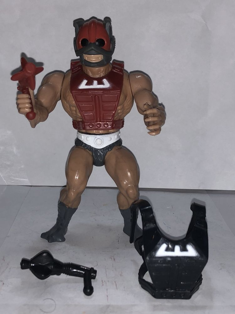 1982 Masters Of The Universe MOTU Zodac Chest Armor