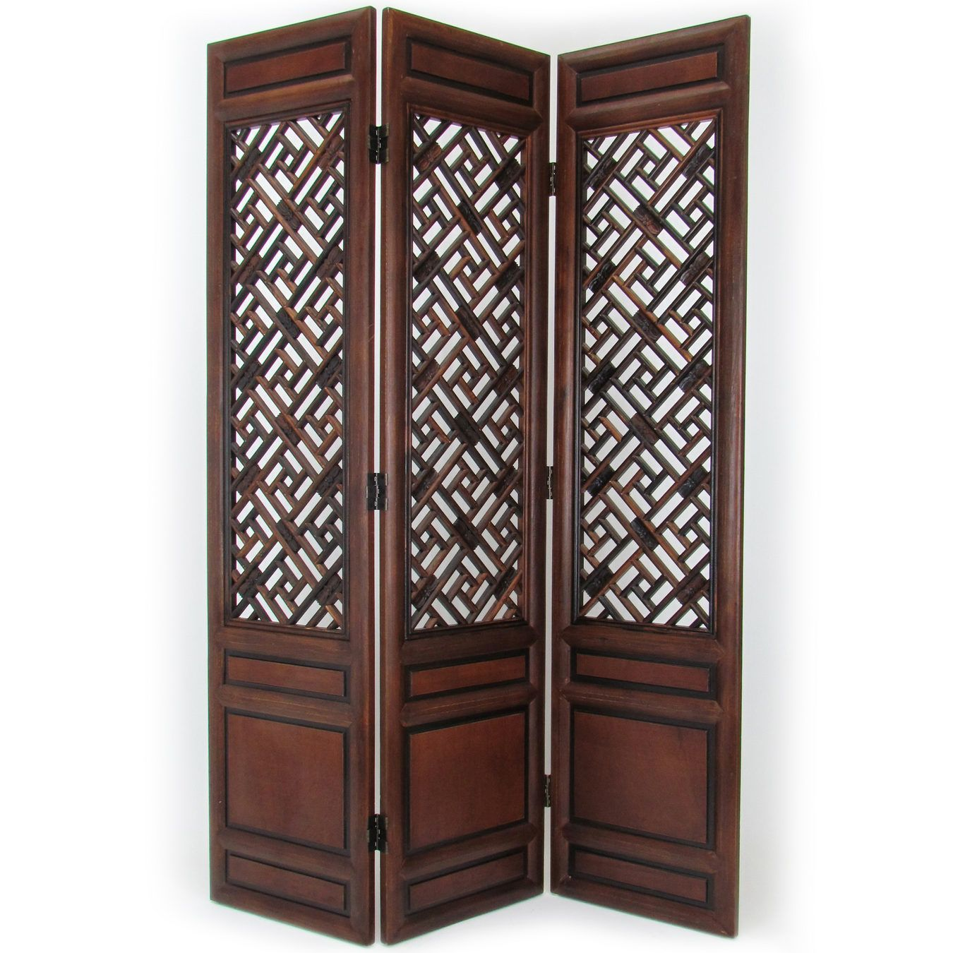 6 1 3 ft Tall Ming Cathay Room Divider OrientalFurniture
