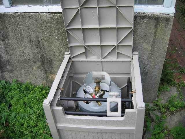 Another propane tank consideration... - Lampwork Etc.