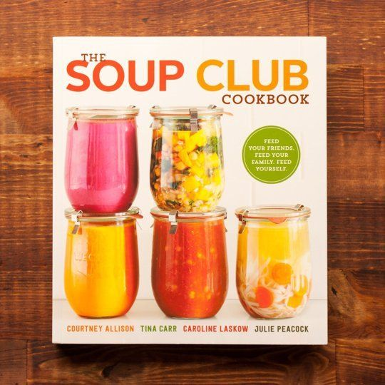 Here S How To Make A Pot Of Soup Feed The Whole Neighborhood New Cookbooks Cookbook Food Network Recipes
