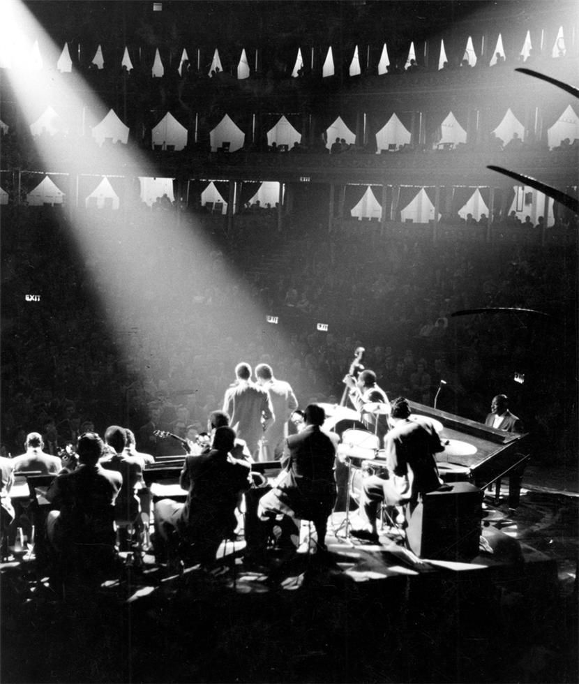 Count basie orchestra london england 1958 herman