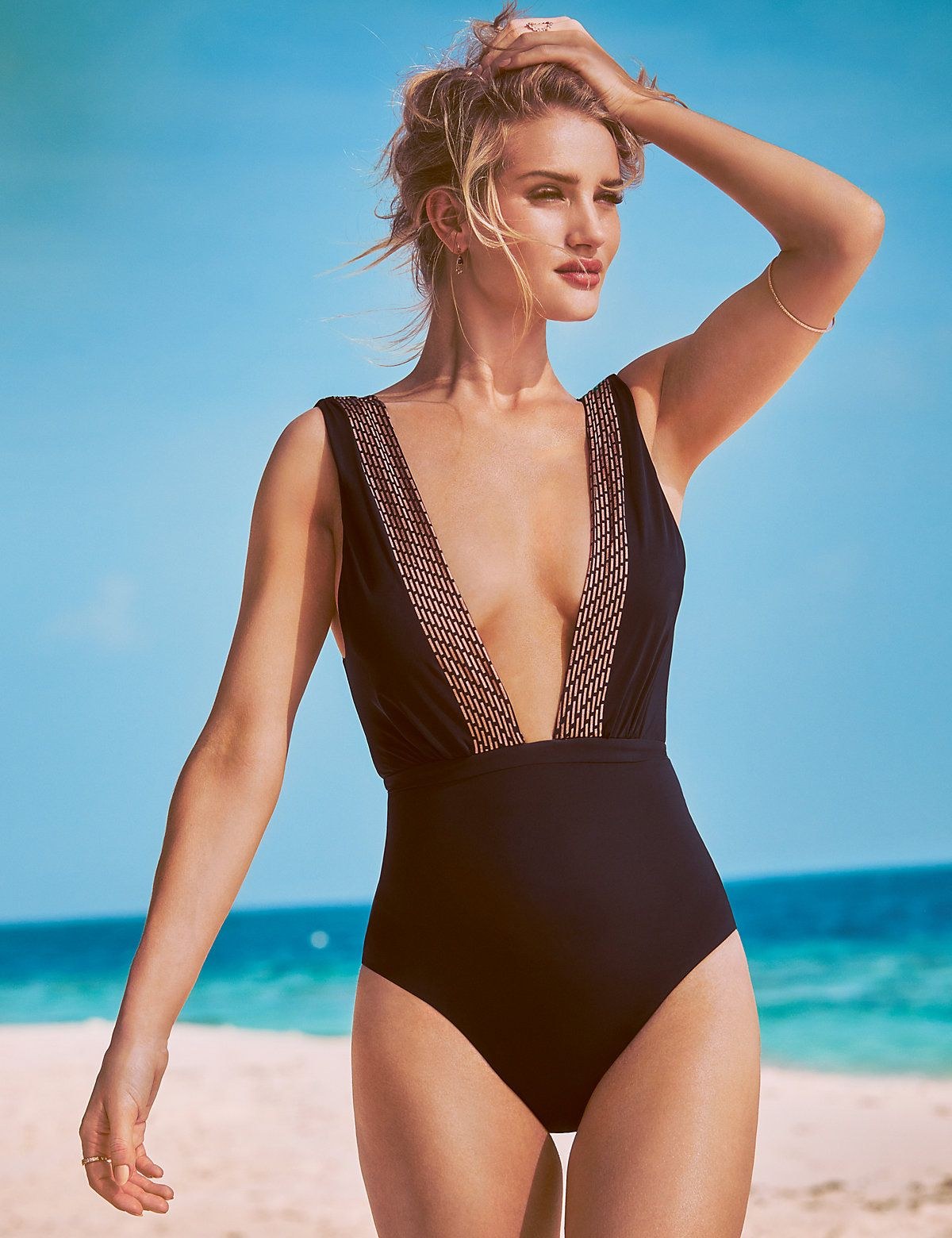 Rosie Huntington-Whiteley Launches New Swimwear Range for MS recommendations