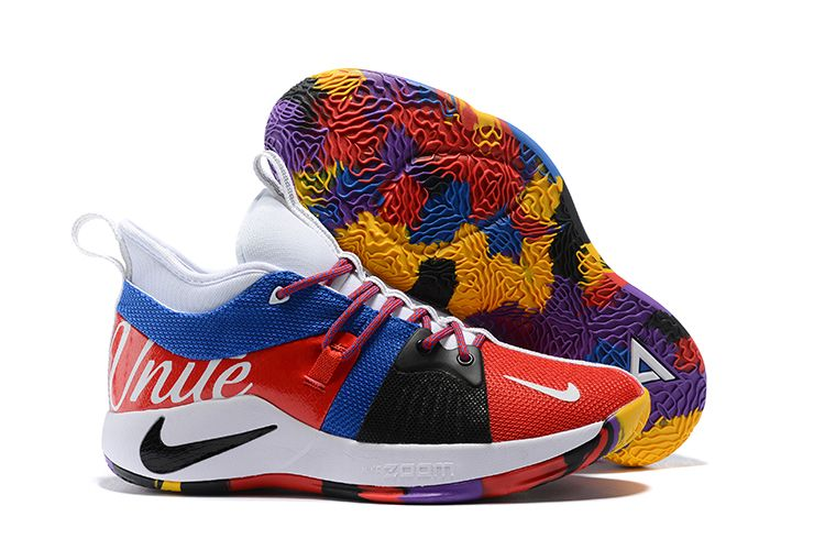 "d6a1e23d70b Nike PG 2 ""Phila Unite"" Multi-Color For Sale"