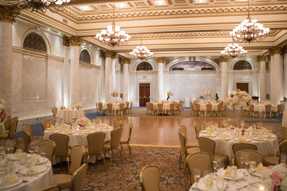 Baltimore Wedding At The Grand