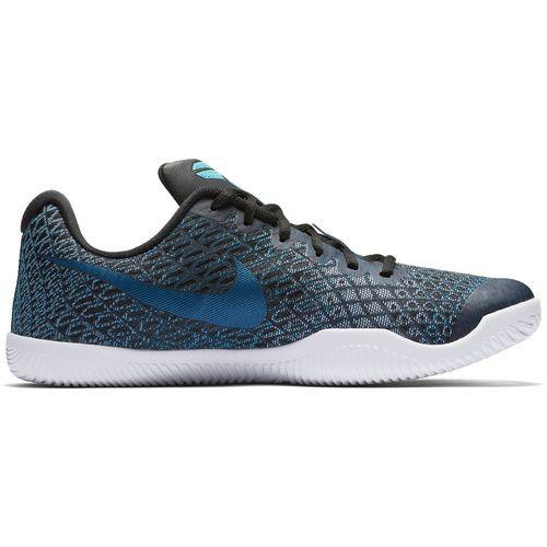 premium selection 9e762 eb865 ... svart metalliskt guld  nike mens kobe mamba instinct basketball shoes  (chlorine blue black industrial blue size 10.5)