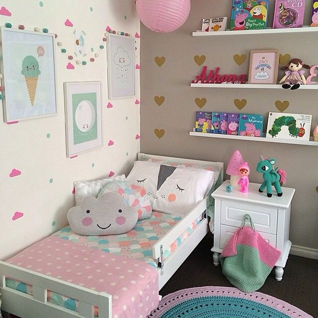 Pin de esse en esse pinterest habitaciones ni a for Cuartos decorados kawaii
