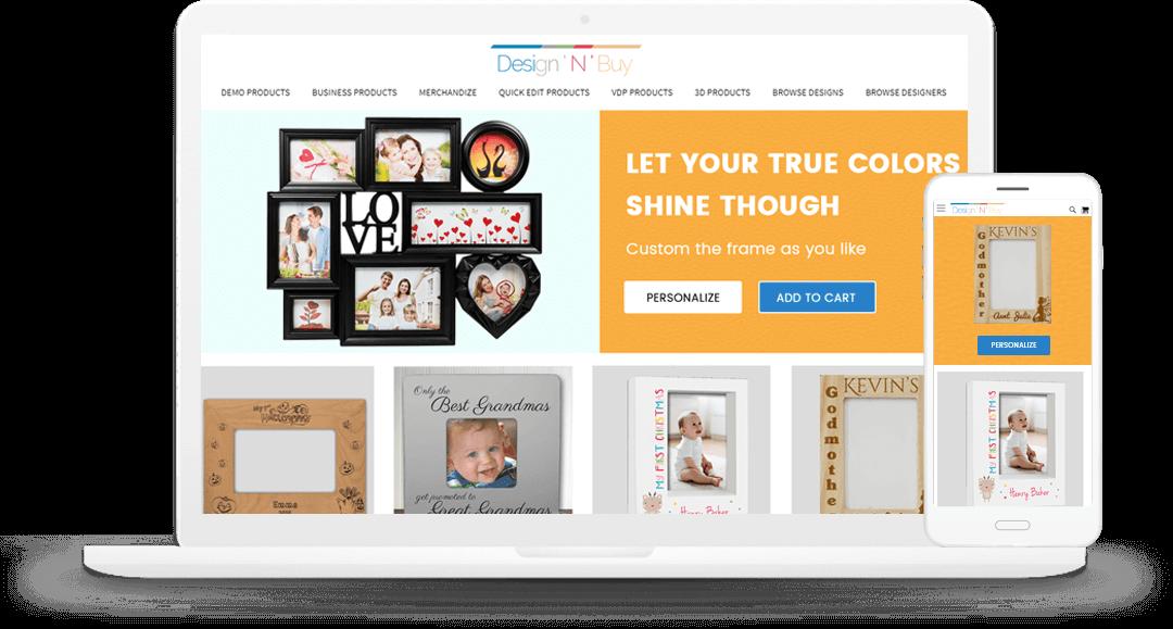 Online Photo frame Design Software Photo frame design