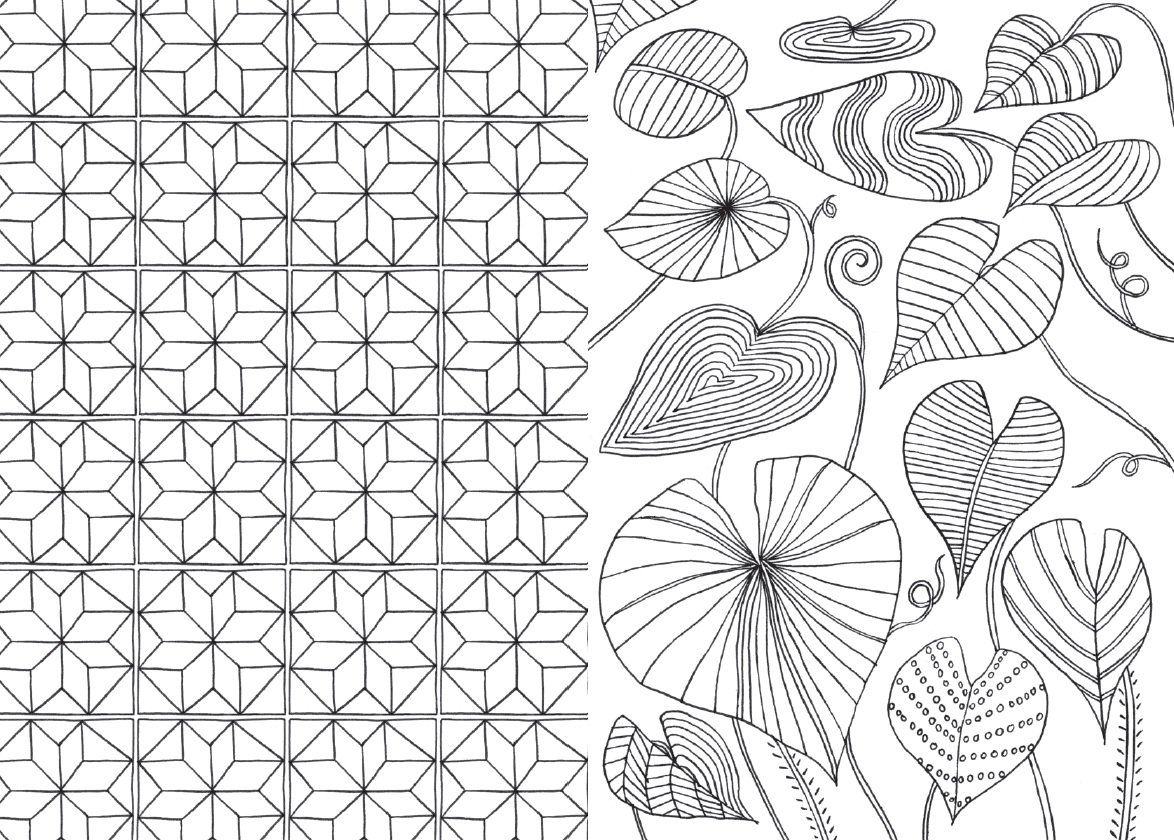 The Mindfulness Colouring Book Anti Stress Art Therapy For Busy People Amazon Co Uk Emma Farrarons Mindfulness Colouring Free Coloring Pages Coloring Books