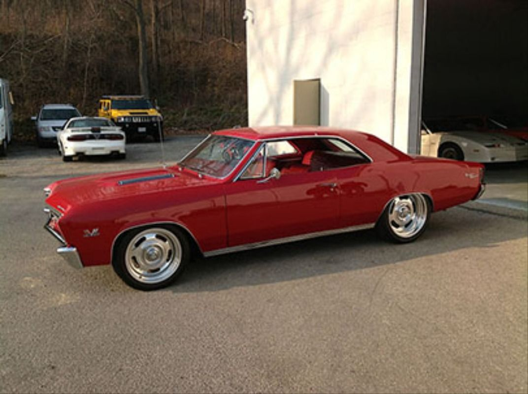 Pin On Chevelle 1966 1967