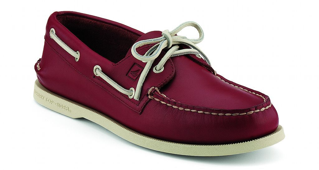 sperry top-sider shoes history footwear designers