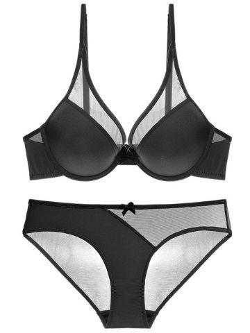 34381a742b69 2019 的 Seamless Push Up Bra& Panties Sets Wholesale - Burvogue ...