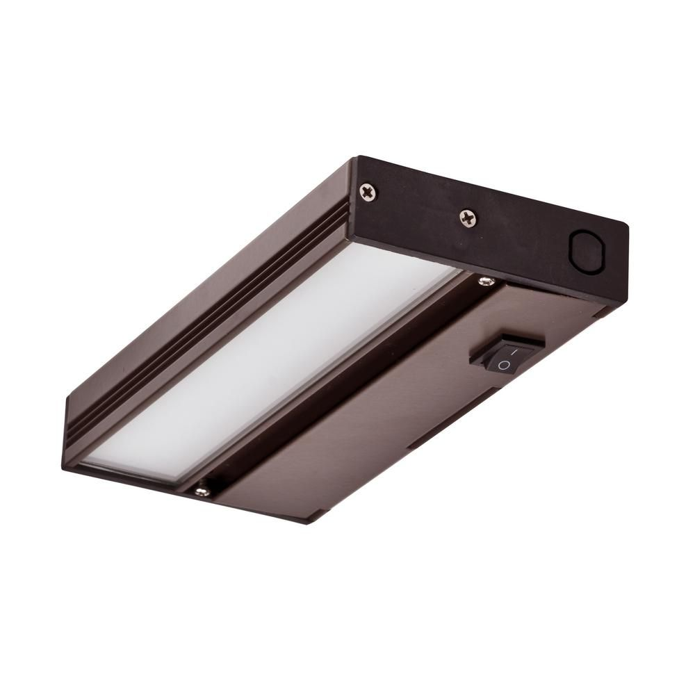 Nicor Nuc 8 In Led Oil Rubbed Bronze
