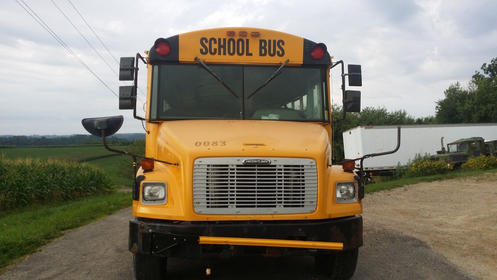2005 Freightliner Thomas School Bus School bus for sale